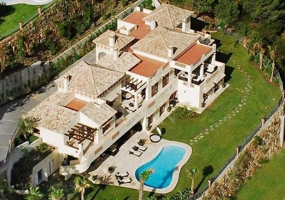El Madroñal, Benahavis, magnificent villa for sale