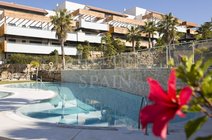 Hoyo 19, Los Flamingos, Benahavis, apartments and penthouses for sale