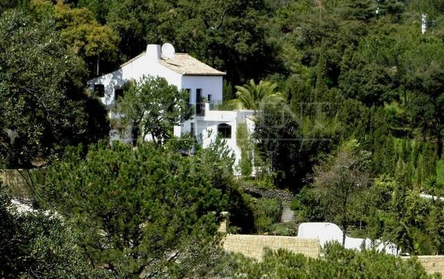 El Madronal, Benahavis traditional Andalucian villa for sale