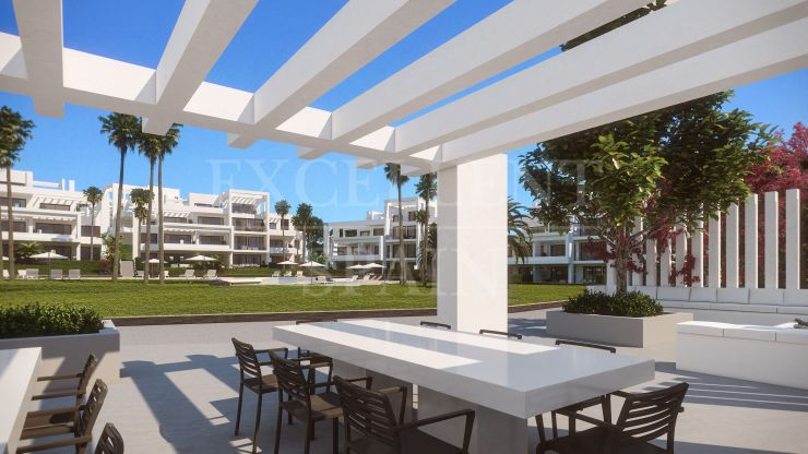 Marques de Guadalmina, Estepona, new apartments and penthouses for sale