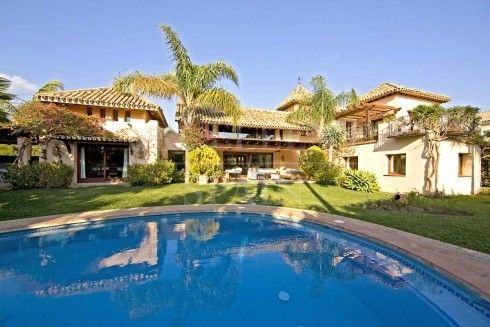 Villa for sale in Los Monteros, Marbella East, Costa del Sol