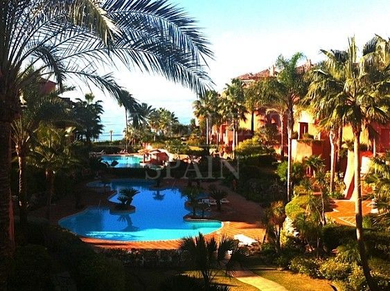 Menara beach, New Golden mile, Estepona, penthouse for sale