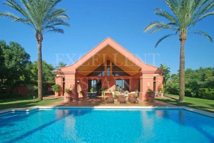 La Quinta, Benahavis, elegant villa for sale
