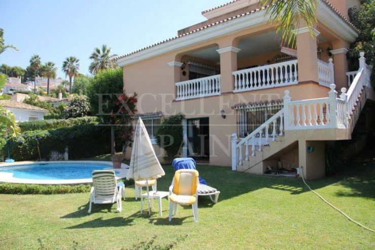Nueva Andalucia, Marbella, Costa del Sol, detached villa for sale