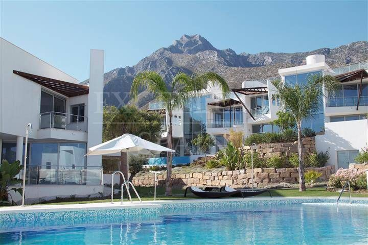 Contemporary new built property, Meisho Hills, Sierra Blanca, Marbella