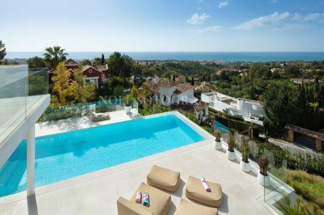 Villa en venta en Marbella Golden Mile, Marbella