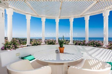 Penthouse for sale in Marbella Golden Mile, Marbella