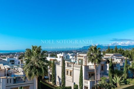 Town House for sale in Sierra Blanca Country Club, Istan