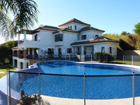 Villa for rent in La Reserva, Sotogrande