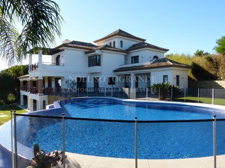 Villa para alquilar en La Reserva, Sotogrande