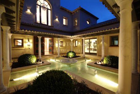Villa para alquilar en Sotogrande Alto, Sotogrande