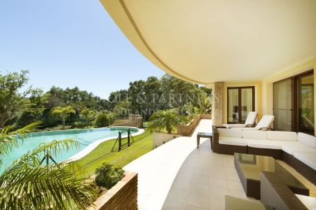 Villa for rent in Sotogrande