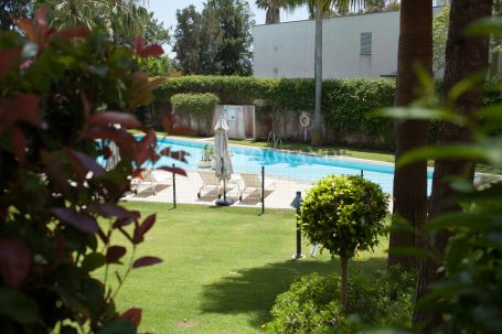 Apartment for rent in Polo Gardens, Sotogrande