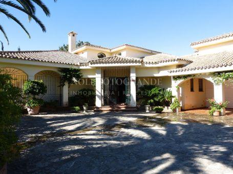 Villa para alquilar en Reyes y Reinas, Sotogrande