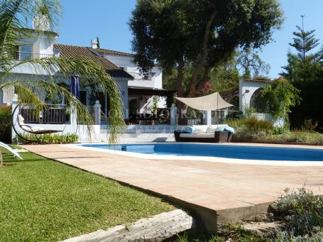 Villa para alquilar en Sotogrande Costa, Sotogrande