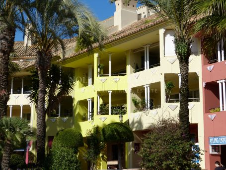 Apartamento en venta en Sotogrande Puerto Deportivo, Sotogrande