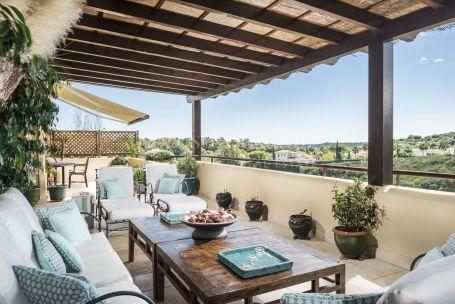 Penthouse for sale in Valgrande, Sotogrande