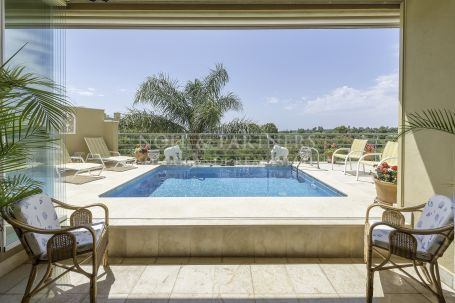 Penthouse for sale in Ribera del Rio, Sotogrande