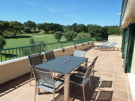 Penthouse for sale in San Roque Club, San Roque