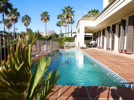 Villa zum Verkauf in Sotogrande Alto, Sotogrande