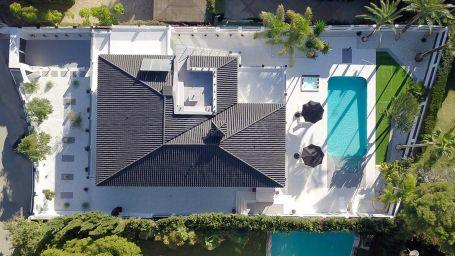 Villa for sale in Los Monteros Playa, Marbella East, Marbella