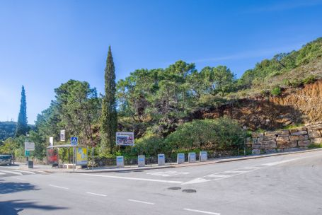 Development Land for sale in Benahavis Centro, Benahavis