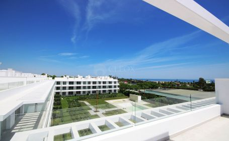 Brand new contemporary apartments in Estepona New Golden Mile