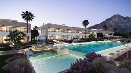 The most exclusive new development in Marbella Golden Mile