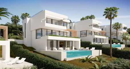 Exclusivas villas modernas en La Cala Golf