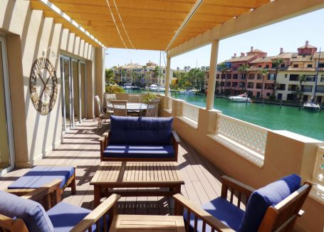 Apartment for sale in Marina de Sotogrande