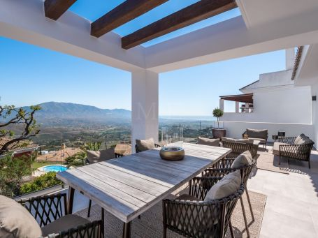 Development in Elviria Hills, Marbella East