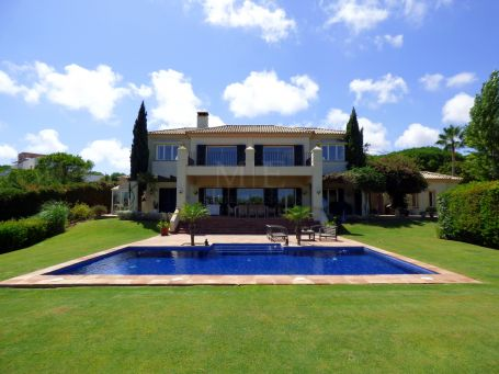 Villa for sale in Sotogrande Alto