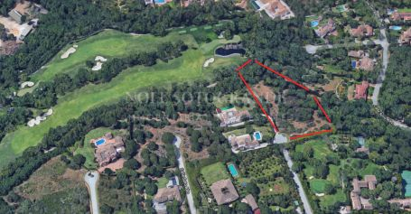 Plot for sale in Los Altos de Valderrama, Sotogrande