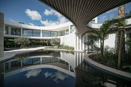 Villa zum Verkauf in El Mirador, Sotogrande