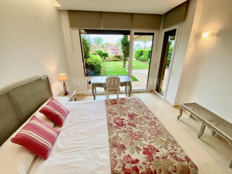 Apartment for rent in Marina de Sotogrande, Sotogrande