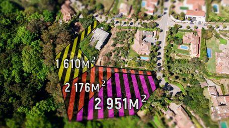 Grundstück zum Verkauf in Zona F, Sotogrande