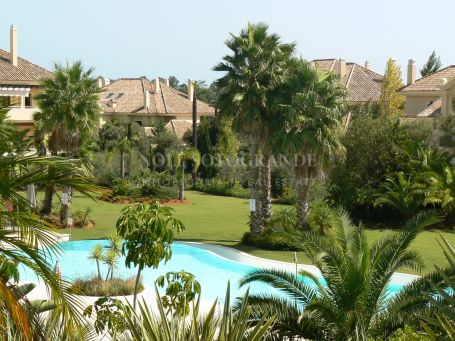 Apartment for rent in Valgrande, Sotogrande