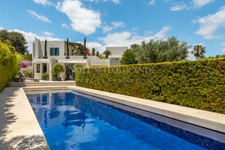 Villa for rent in Sotogrande Costa, Sotogrande