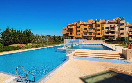 Apartamento para alquilar en Ribera del Marlin, Sotogrande