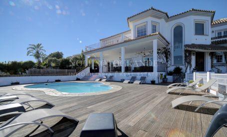 Villa for rent in Alcaidesa Costa, Alcaidesa