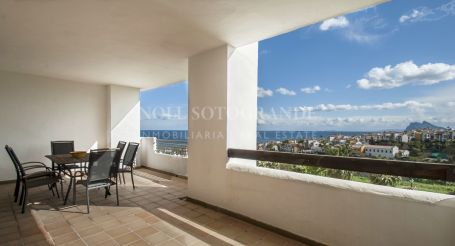 Apartment for rent in Alcaidesa