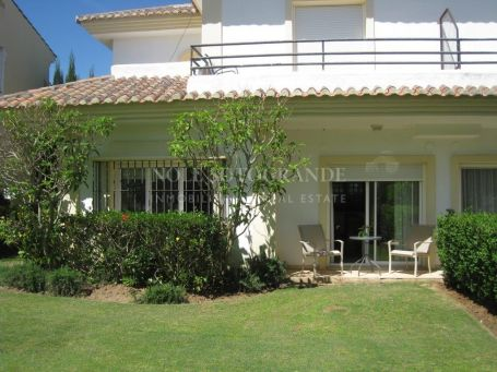 Apartment for rent in Sotogrande