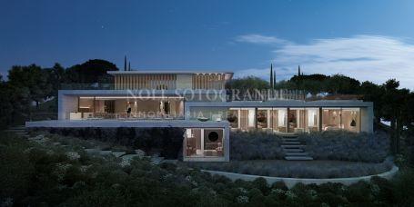 Villa zum Verkauf in Zona M, La Reserva, Sotogrande