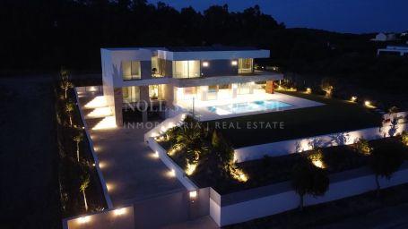 Villa for sale in Zona L, La Reserva, Sotogrande