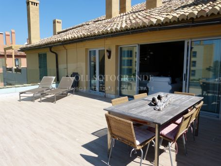 Penthouse for sale in Ribera del Corvo, Sotogrande
