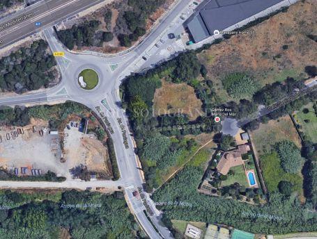 Grundstück zum Verkauf in Sotogrande Costa, Sotogrande
