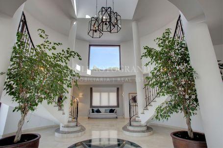 Villa for sale in Zona M, La Reserva, Sotogrande