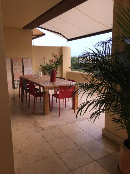 Apartment for rent in Valgrande, Sotogrande