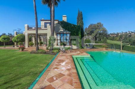 Exclusive Villa 1st line Almenara Golf Course for sale