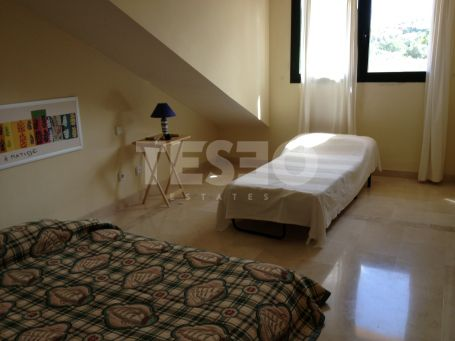 LOVELY SEMI DETACHED VILLA WITH LARGE GARDEN IN SOTOGOLF.
